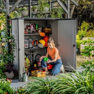 Armadi da esterno: come scegliere la soluzione più adatta per organizzare al meglio lo spazio