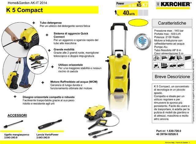 Kacher K5 compact