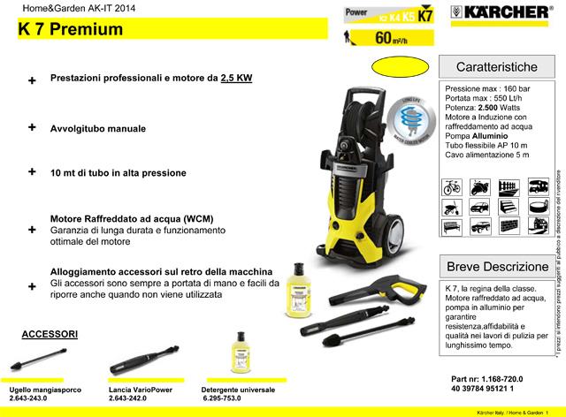 karcher K7 Premium