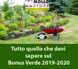 bonus verde 2019-2020
