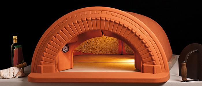 alfa pizza spazio 90 forno refrattario