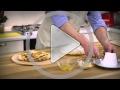 Pizza ricotta miele e pinoli nel forno Gastone